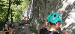 šetnja do bouldera